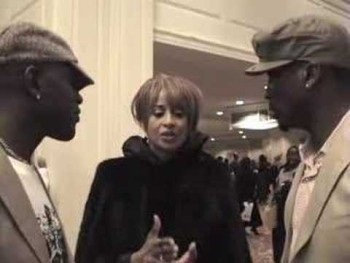 Christopher's Questions - Interview with Dorinda Clark-Cole