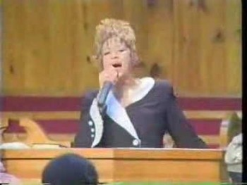 Dorinda Clark Cole at Voice Of Deliverance