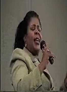 "Vanessa Bell Armstrong ""Peace Medly"" Part1"