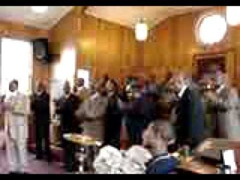 COGIC RANCE ALLEN HomeGoing GE PATTERSON Holy Ghost Praise
