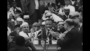 Martin Luther King, Jr. - I Have A Dream - Extremely Rare Footage