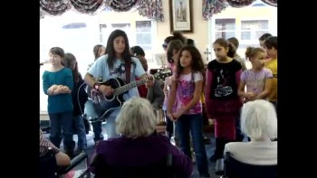 Singing for Assisted Living Home