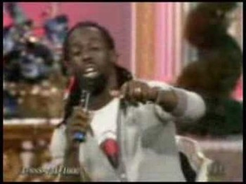 Tye Tribbett Interview Preaching on TBN part 3