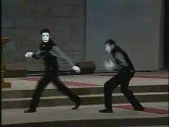 """Spiritually Appointed Mime Ministry- """"The Best In Me"""" by Marvin Sapp"""