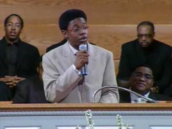 Reginald W. Sharpe 1st Congregational Sermon @ Greater Travelers Rest-Feb.25, 2007