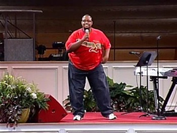 Alfred Jackson-Church Comedy @ The House of Hope