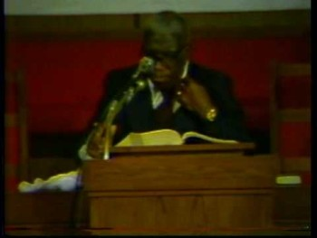 """Dr. CAW Clark """"Being On Fire For God"""""""