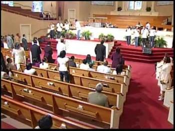 "Minister Dennis Ross Leading Praise & Worship ""He That Dwelleth"""