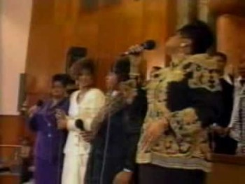 Clark Sisters - Jesus is a Love Song