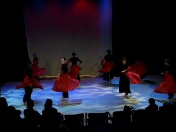 Ordered Steps Productions Dance Company - Come Boldly! Praise Dance
