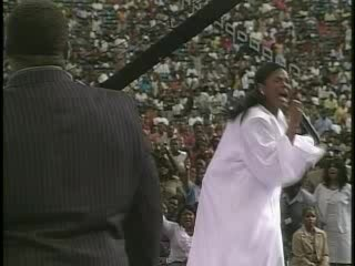 Juanita Bynum Preaching at Megafest 2