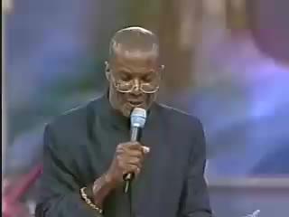 Bishop Noel Jones - Megafest 2004