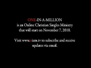 Christian Singles: Lets do it - Trailer