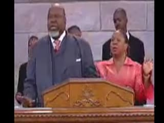 TD Jakes Addresses The Eddie Long Sex Scandal - Sermon Videos