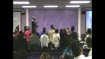 GFBC Worship Team singing He's Able 1-16-11