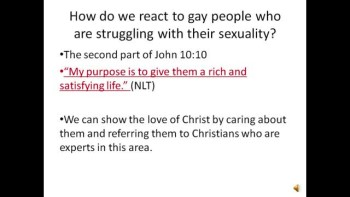Is gay ok?