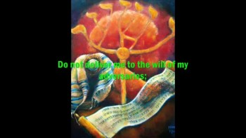 """Psalm 27 - Trust & Deliverance - """"The LORD is my light . . . ; Whom shall I fear?"""""""