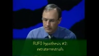 The rUFO Hypothesis - 3/12