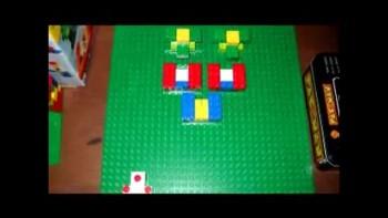 Lego Galaga