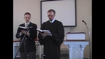"""Hymn: """"Stricken, Smitten, and Afflicted."""""""