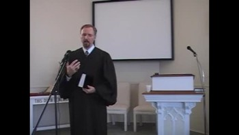 "Sermon: ""The Man of Sorrows,"" Part 1. R. Scott MacLaren."