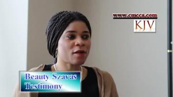 Beauty Szavas Testimony 2/8