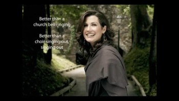 Amy Grant - Better Than A Hallelujah (Slideshow With Lyrics)