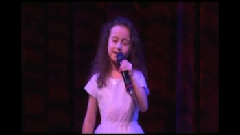 "Rhema sings LIVE - Disney Dream Cruise ""When You Believe"" Part 1"