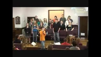 Background  Youth Choir January 30, 2011