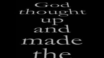 God and Dog - Wendy Francisco