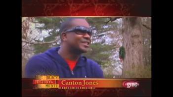 gmc's Black History Month - Canton Jones