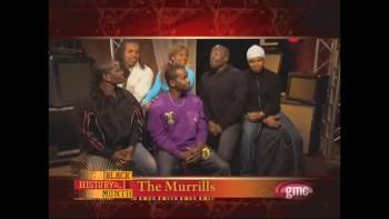 gmc's Black History Month - The Murrills