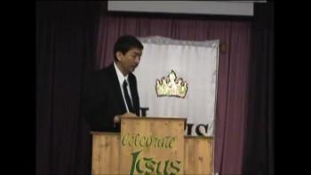 Pastor Preaching - January 23, 2011
