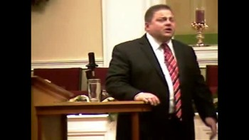 """""""4 Goals for Community for 2011"""" - 12-29-2010 - Wed PM Prayer Meeting - Community Bible Baptist Church 1of2"""
