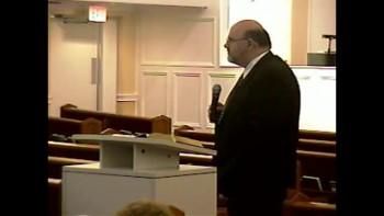Sunday School 1-2-2011 Community Bible Baptist Church