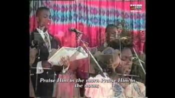 ICM Singers - Praise Him! Praise Him!