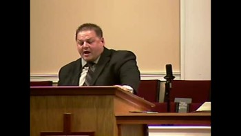 """ ""    1-9-2011 - Sun AM Preaching  - Community Bible Baptist Church 2of2"