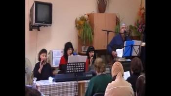 Пастор  Фахри  Тахиров  -  Вечен  Бог