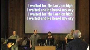 I Waited For The Lord - PVCC Live Worship 02-06-2011
