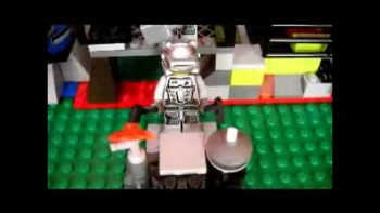 Lego Power Miners Movie