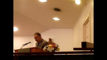 01-30-2011 Sermon