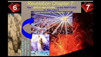 The Chronology of the 21 Judgements in the Book of Revelation