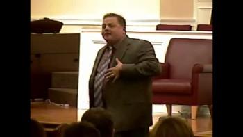 Galatians 1:1-5 - Sun PM Preaching - 1-23-2010 - Community Bible Baptist Church 1of2