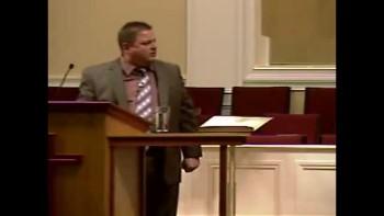 Galatians 1:1-5 - Sun PM Preaching - 1-23-2010 -  Community Bible Baptist Church 2of2