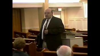 Sunday School 1-23-2011 Community Bible Baptist Church