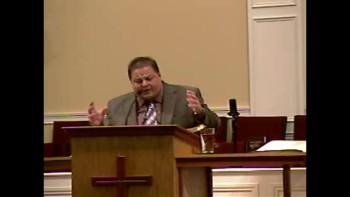 """Bring the Rain - Christ on the Cross"" 1-30-2011 - Sun AM Preaching  - Community Bible Baptist Church 1of2"
