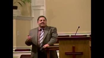 """Bring the Rain - Christ on the Cross"" 1-30-2011 - Sun AM Preaching  - Community Bible Baptist Church 2of2"