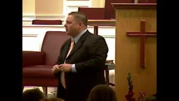 Galatians 1:6-9 - Sun PM Preaching - 1-30-2011  -Community Bible Baptist Church 2of2