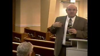 Sunday School 1-30-2010 Community Bible Baptist Church