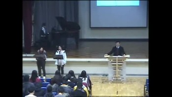 Kei To Mongkok Church Sunday Service 2011.02.20 part 1/4